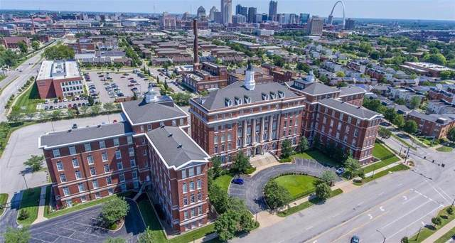 1515 Lafayette Avenue #516, St Louis, MO 63104 (#21039485) :: RE/MAX Professional Realty
