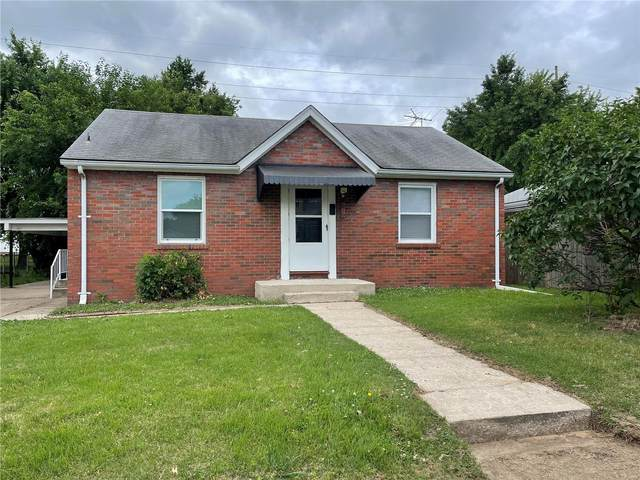 676 Halloran Avenue, Wood River, IL 62095 (#21039491) :: The Becky O'Neill Power Home Selling Team