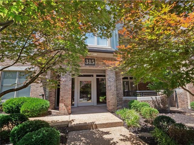315 N Meramec Avenue 10 (1A), Clayton, MO 63105 (#21039505) :: Reconnect Real Estate