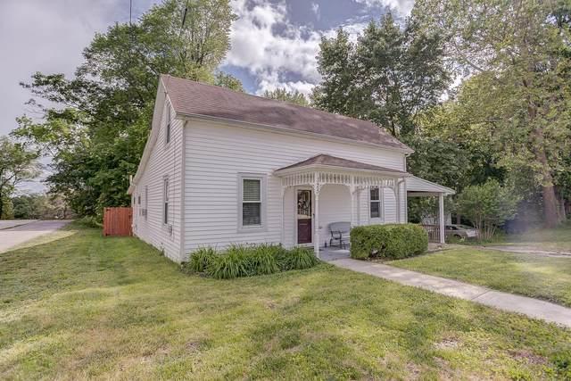 125 Maple Street, O'Fallon, IL 62269 (#21039514) :: Kelly Hager Group | TdD Premier Real Estate