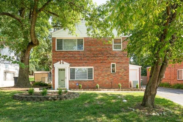 8622 White Avenue, St Louis, MO 63144 (#21039519) :: Clarity Street Realty