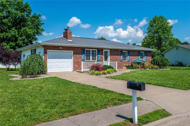 504 Kennedy, Perryville, MO 63775 (#21039545) :: Parson Realty Group