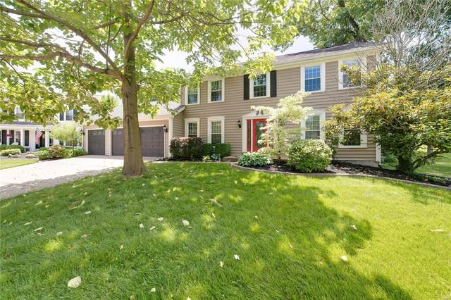 4 Shady Woods, Saint Charles, MO 63303 (#21039571) :: Matt Smith Real Estate Group