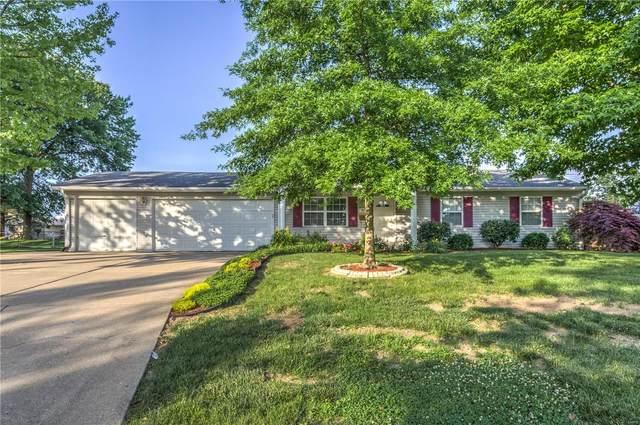 910 Saint Paul Lane, O'Fallon, MO 63366 (#21039572) :: Kelly Hager Group   TdD Premier Real Estate