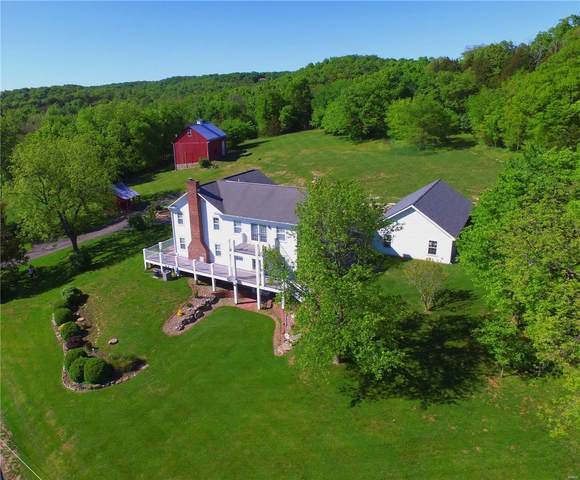 2201 Highway F, Defiance, MO 63341 (#21039574) :: Parson Realty Group