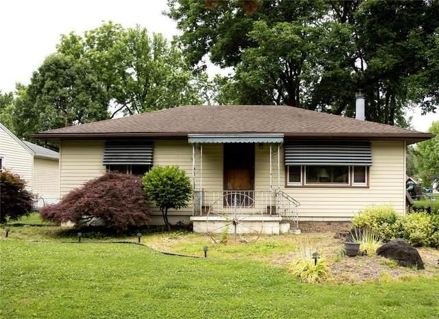 779 E Woodland Drive, East Alton, IL 62024 (#21039588) :: Fusion Realty, LLC