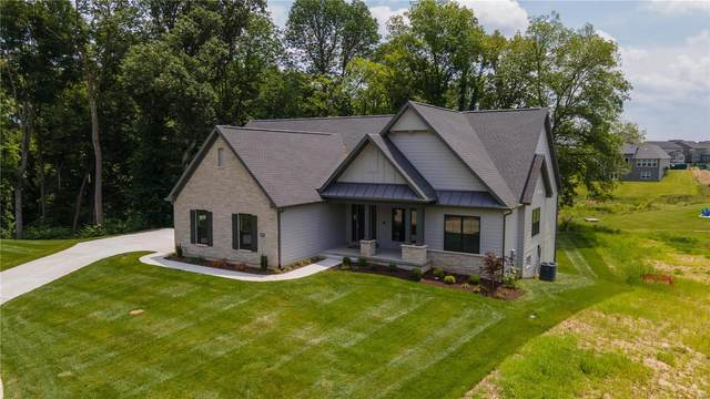 1204 Gooseberry Lane, Chesterfield, MO 63005 (#21039609) :: Terry Gannon | Re/Max Results