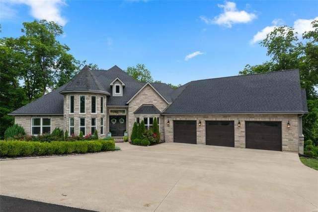 21 Kniess Court, Troy, MO 63379 (#21039610) :: Parson Realty Group
