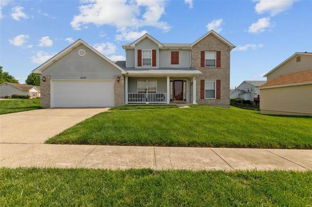 1275 Harting, Florissant, MO 63031 (#21039614) :: The Becky O'Neill Power Home Selling Team