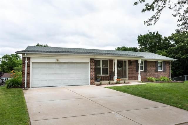 1455 Pajaro Court, Fenton, MO 63026 (#21039619) :: The Becky O'Neill Power Home Selling Team