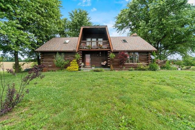 838 Perry County 622, Perryville, MO 63775 (#21039627) :: Parson Realty Group