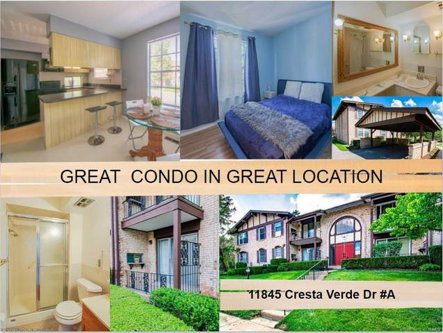 11845 Cresta Verde Drive A, St Louis, MO 63146 (#21039641) :: Jeremy Schneider Real Estate