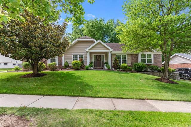 14930 Royalbrook Drive, Chesterfield, MO 63017 (#21039659) :: Clarity Street Realty