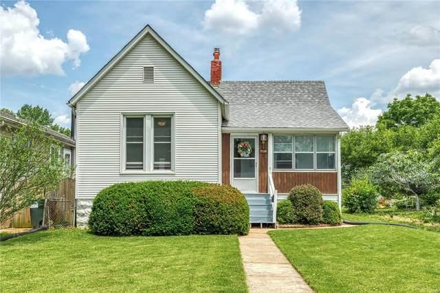7119 Bancroft Avenue, St Louis, MO 63109 (#21039671) :: Jenna Davis Homes LLC