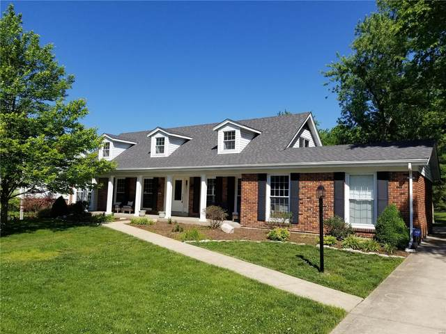 245 Greentrails, Chesterfield, MO 63017 (#21039673) :: Parson Realty Group
