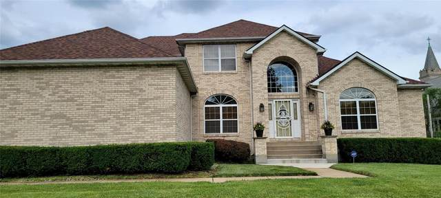 10 Thornby Place, St Louis, MO 63112 (#21039690) :: RE/MAX Vision