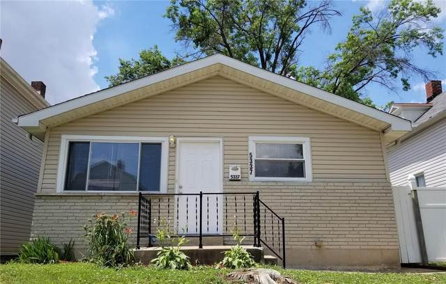 5337 Gilson Avenue, St Louis, MO 63116 (#21039697) :: The Becky O'Neill Power Home Selling Team