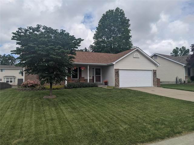 735 Napa, Saint Charles, MO 63304 (#21039717) :: St. Louis Finest Homes Realty Group