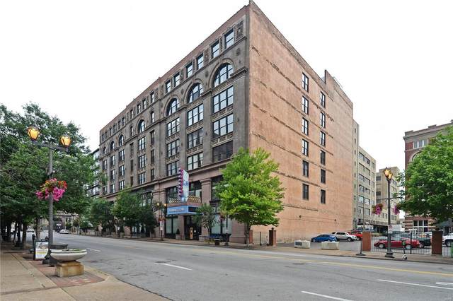 1113 Lucas Avenue #518, St Louis, MO 63101 (#21039741) :: The Becky O'Neill Power Home Selling Team