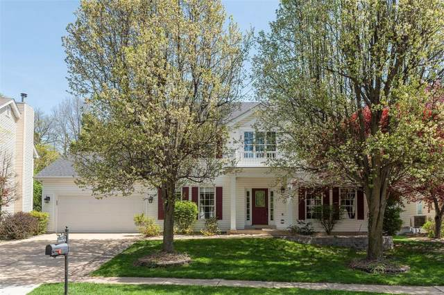 320 Charleston Oaks Court, Ballwin, MO 63021 (#21039767) :: Blasingame Group | Keller Williams Marquee