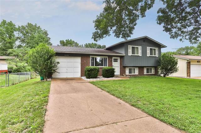 1505 Birch, Pacific, MO 63069 (#21039776) :: The Becky O'Neill Power Home Selling Team