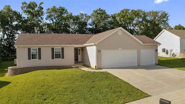 705 Talon Drive, Wright City, MO 63390 (#21039788) :: Jeremy Schneider Real Estate