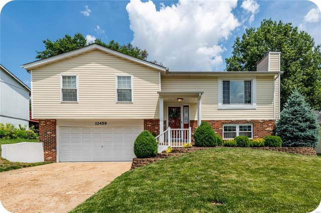12459 Marine Avenue, Maryland Heights, MO 63043 (#21039793) :: RE/MAX Vision