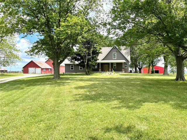 3358 Buckeye Trail, DONNELLSON, IL 62019 (#21039803) :: The Becky O'Neill Power Home Selling Team