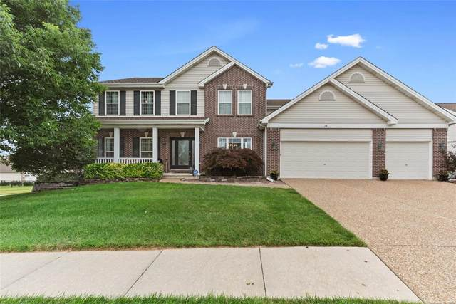 242 Huntsdale Drive, Wentzville, MO 63385 (#21039811) :: St. Louis Finest Homes Realty Group