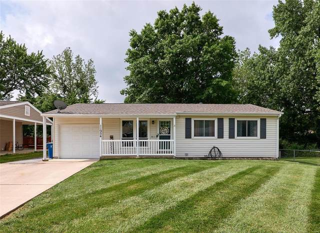 11954 Brookmont Drive, Maryland Heights, MO 63043 (#21039815) :: RE/MAX Vision