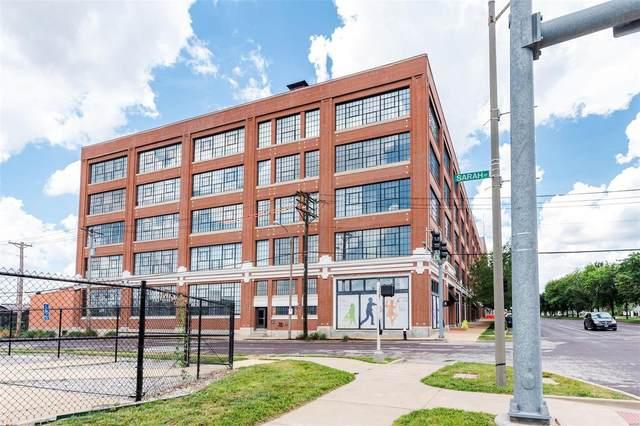 4100 Forest Park Avenue #425, St Louis, MO 63108 (#21039817) :: Parson Realty Group