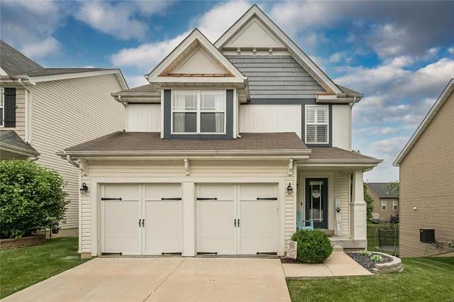 410 Parkgate Drive, Lake St Louis, MO 63367 (#21039820) :: St. Louis Finest Homes Realty Group