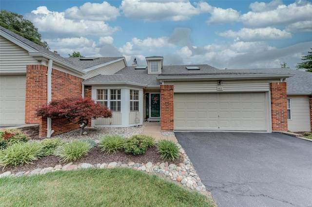 162 Baxter Heights Court, Manchester, MO 63011 (#21039845) :: The Becky O'Neill Power Home Selling Team