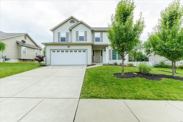 542 Great Oaks Meadow Drive, Wentzville, MO 63385 (#21039852) :: Clarity Street Realty