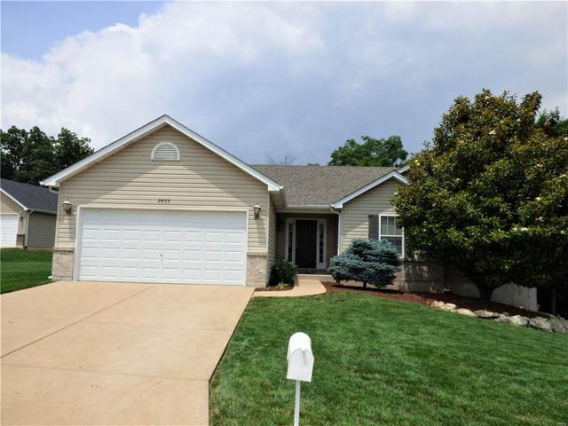 2405 Garden, Festus, MO 63028 (#21039855) :: The Becky O'Neill Power Home Selling Team