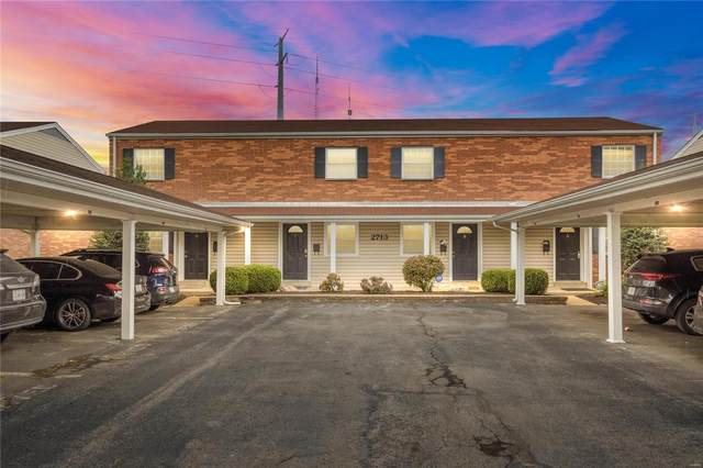 2713 Laclede Station 2713D, Maplewood, MO 63143 (#21039915) :: Clarity Street Realty
