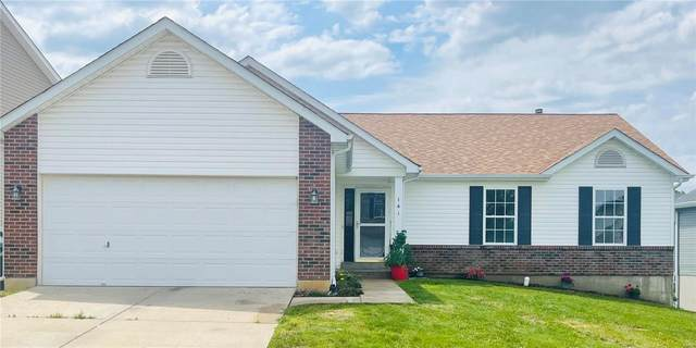 141 Majestic Lakes Boulevard, Moscow Mills, MO 63362 (#21039919) :: Parson Realty Group