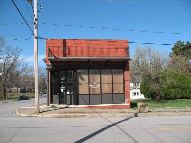 523 2nd Street E, Scott City, MO 63780 (#21039922) :: Parson Realty Group