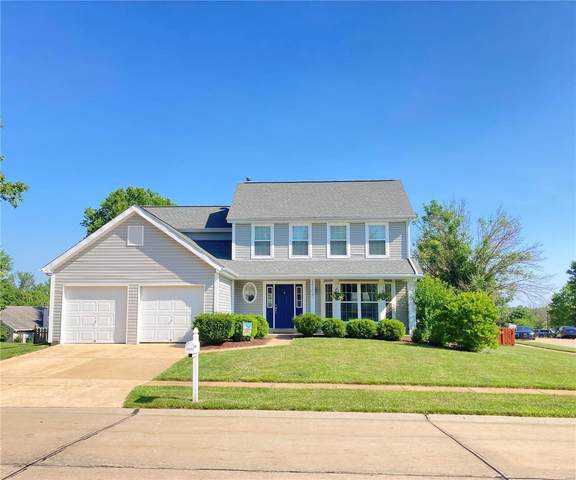 16206 Port Of Nantucket Drive, Grover, MO 63040 (#21039929) :: Kelly Hager Group | TdD Premier Real Estate