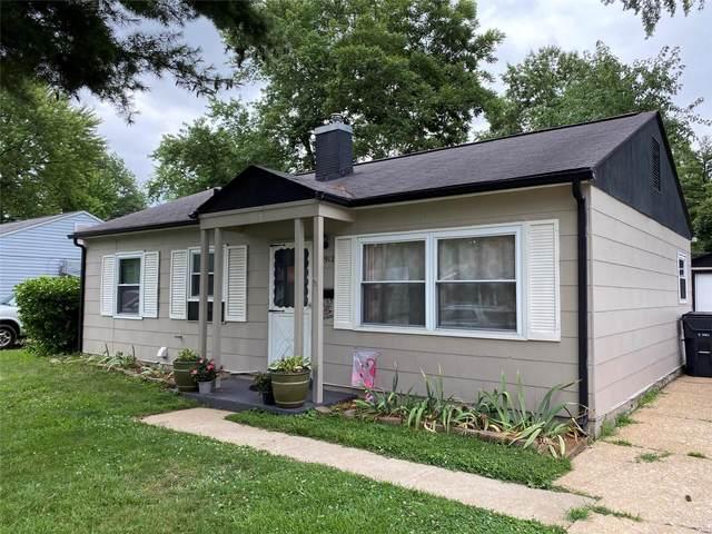3912 S Park Drive, Belleville, IL 62226 (#21039936) :: Hartmann Realtors Inc.