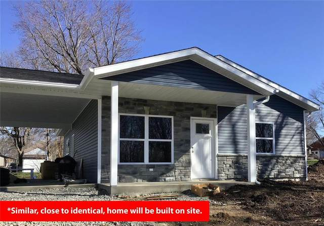 403 E Wells Street, Perry, MO 63462 (#21039951) :: Parson Realty Group