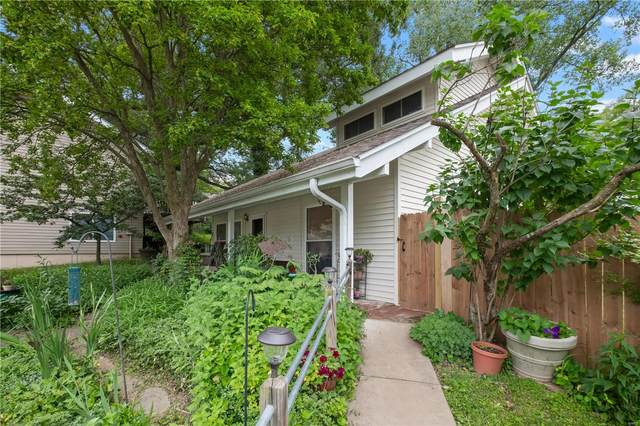 11276 Pineside Drive, St Louis, MO 63146 (#21039953) :: Parson Realty Group