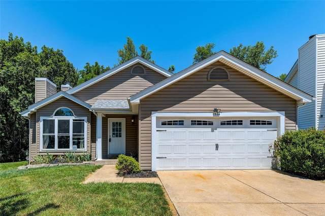 1528 Brittany Cove, Saint Charles, MO 63304 (#21039959) :: Matt Smith Real Estate Group