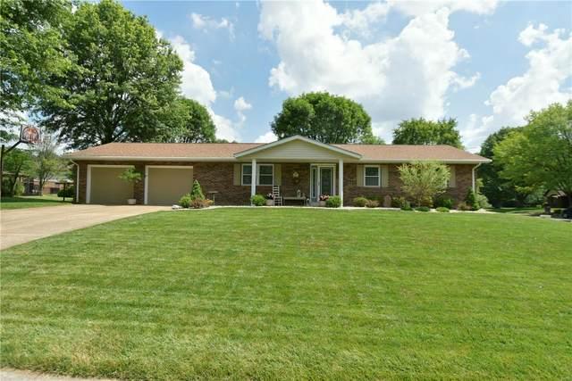 707 Pine Tree Lane, Freeburg, IL 62243 (#21039963) :: Realty Executives, Fort Leonard Wood LLC