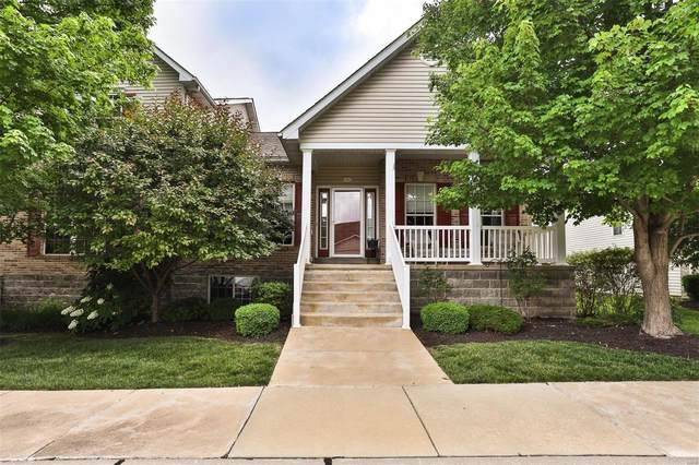 919 Penny Lane, Saint Peters, MO 63376 (#21039968) :: St. Louis Finest Homes Realty Group