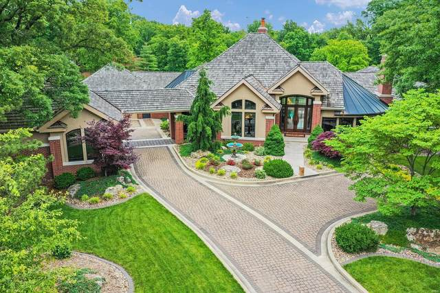 101 Friars Lane Lane, Edwardsville, IL 62025 (#21039969) :: The Becky O'Neill Power Home Selling Team
