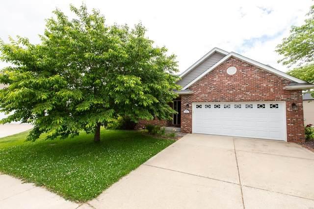 605 Laurelwood, O'Fallon, IL 62269 (#21039994) :: Clarity Street Realty