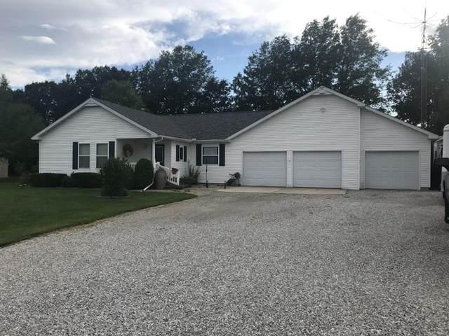 102 Country Lane, Vandalia, IL 62471 (#21040008) :: Parson Realty Group