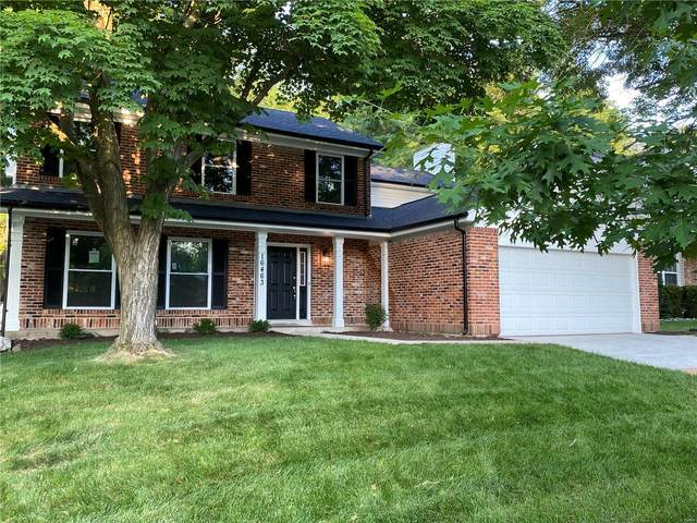 16463 Hollister Crossing, Wildwood, MO 63011 (#21040013) :: RE/MAX Vision