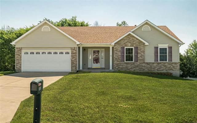 111 W Park Circle, O'Fallon, MO 63366 (#21040019) :: St. Louis Finest Homes Realty Group